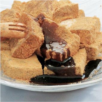 7.黒糖のようなコク、個性豊かな香り